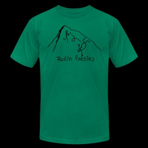 Men's Fine Jersey T-Shirt - Rollin' Fatties - www.TedsThreads.co