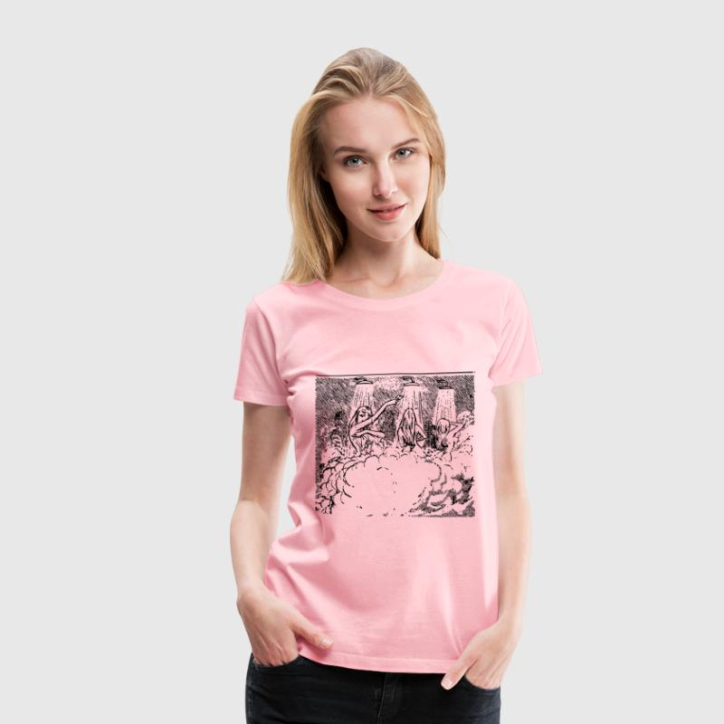 Shower Ladies - Women's Premium T-Shirt