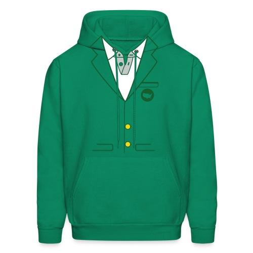 The Green Jacket Tee - Men's Hoodie