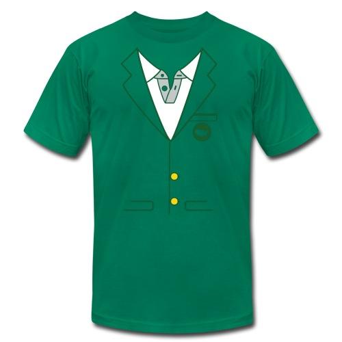 The Green Jacket Tee - Men's Fine Jersey T-Shirt