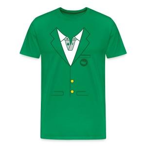 The Green Jacket Tee - Men's Premium T-Shirt