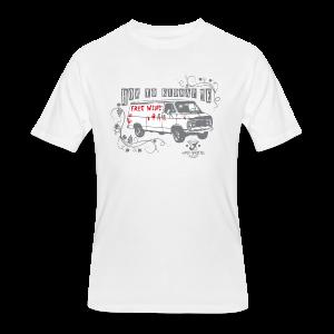 WineHunters - Men's 50/50 T-Shirt