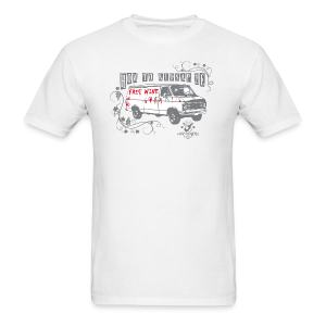WineHunters - Men's T-Shirt