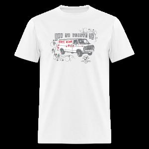 WineHunters - Men's T-Shirt