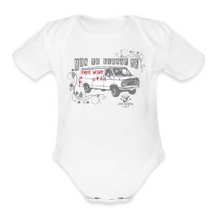 WineHunters - Short Sleeve Baby Bodysuit