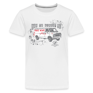 WineHunters - Kids' Premium T-Shirt