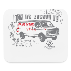 WineHunters - Mouse pad Horizontal