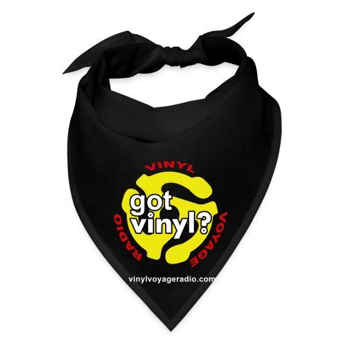 Vinyl Voyage Official Logo - Bandana