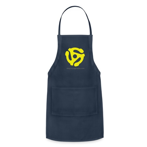 45 RPM  Adapter Logo - Adjustable Apron