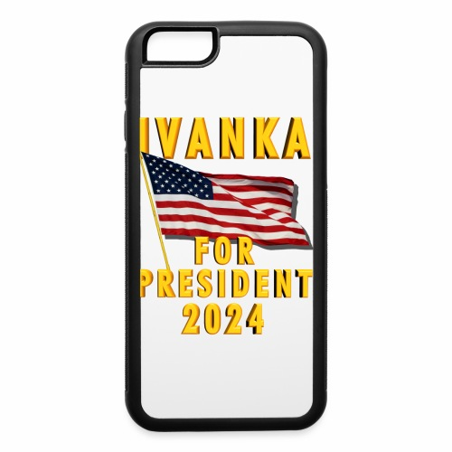 Ivanka for President - iPhone 6/6s Rubber Case