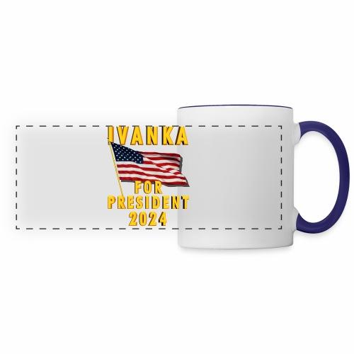 Ivanka for President - Panoramic Mug