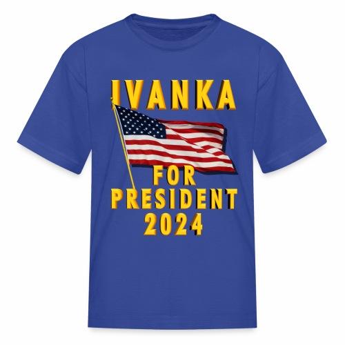 Ivanka for President - Kids' T-Shirt