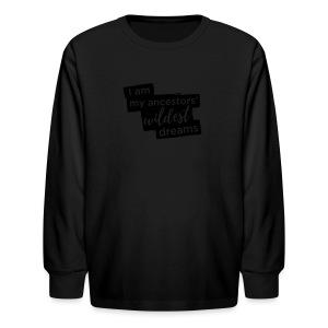 Kids' Long Sleeve T-Shirt