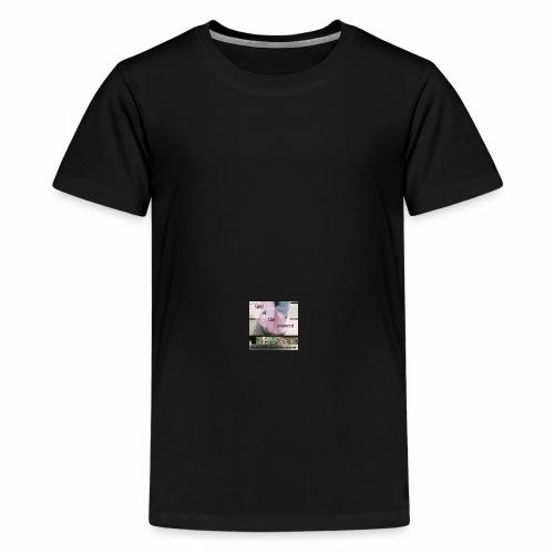 Spur of the Moment Mug - Kids' Premium T-Shirt