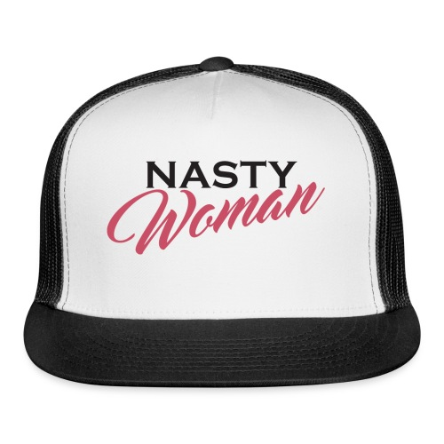 Nasty Woman Mug Nevertheless She Persisted