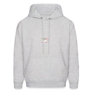 Yoga - Uniting The World Travel Mug - Men's Hoodie