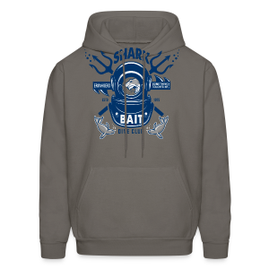 Shark Bait Dive Club - Men's Hoodie