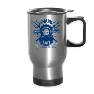 Shark Bait Dive Club - Travel Mug