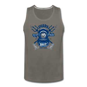 Shark Bait Dive Club - Men's Premium Tank