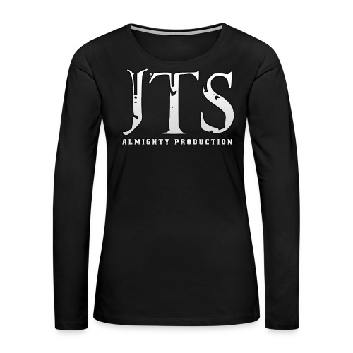 Womens 50/50 JTS ALMIGHTY T-shirt  - Women's Premium Long Sleeve T-Shirt