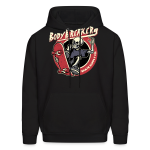 BodyBreakers Skate Supply Co - Men's Hoodie