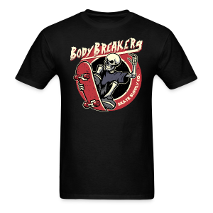 BodyBreakers Skate Supply Co - Men's T-Shirt