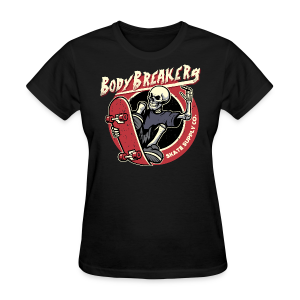 BodyBreakers Skate Supply Co - Women's T-Shirt