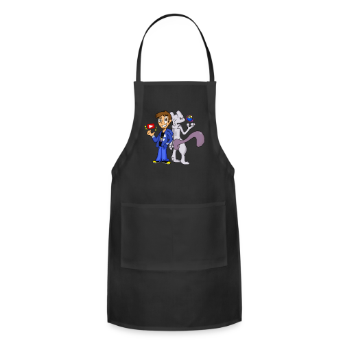 Nerdy Duo - Adjustable Apron