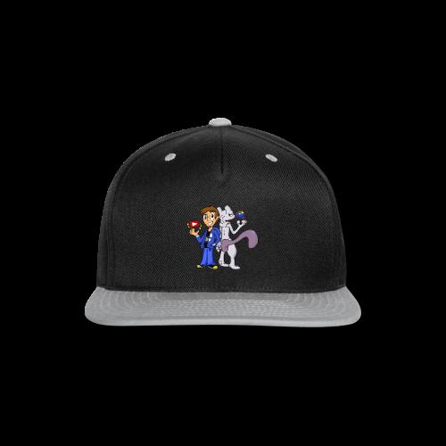 Nerdy Duo - Snap-back Baseball Cap
