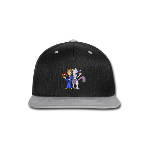 Nerdy Duo - Snap-back Baseball Cap