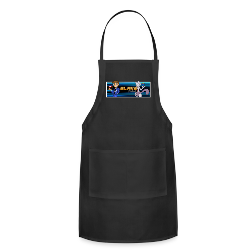Blake (The Nerd) Official - Adjustable Apron
