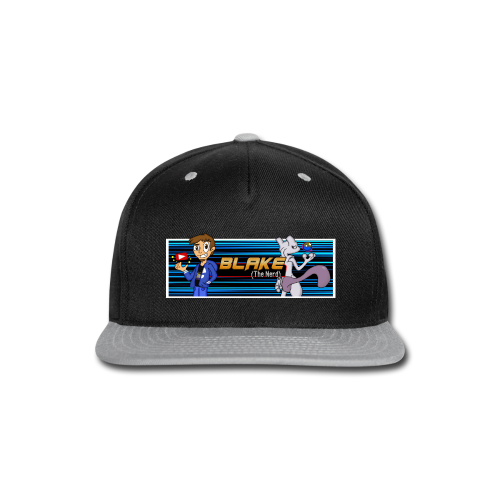 Blake (The Nerd) Official - Snap-back Baseball Cap