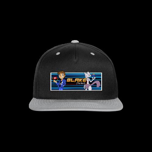 Blake (The Nerd) Official - Snap-back Baseball Cap