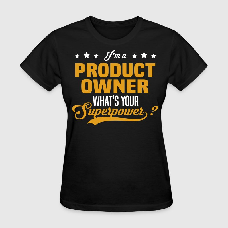 Product Owner - Women's T-Shirt