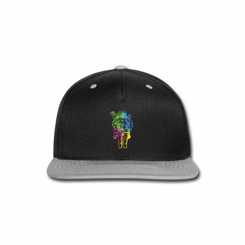 Spaceman - Snap-back Baseball Cap