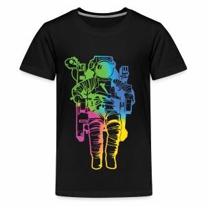 Spaceman - Kids' Premium T-Shirt