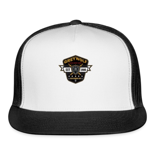 Grey Wolves Premium Tee Shirt - Trucker Cap