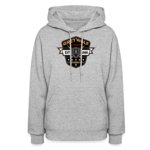 Grey Wolves Premium Tee Shirt - Women's Hoodie