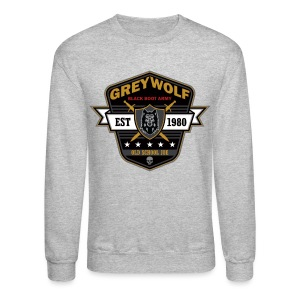 Grey Wolves Premium Tee Shirt - Crewneck Sweatshirt