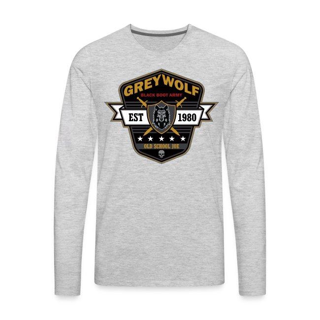 Grey Wolves Premium Tee Shirt