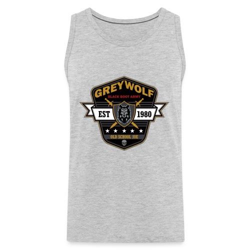 Grey Wolves Premium Tee Shirt - Men's Premium Tank