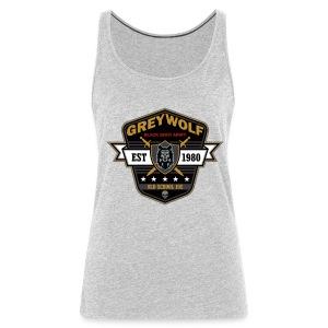 Grey Wolves Premium Tee Shirt - Women's Premium Tank Top