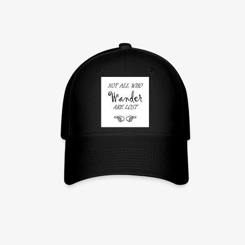 Wander Lost Mug - Baseball Cap