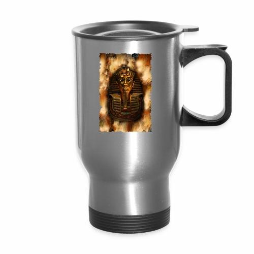 Tutankhmun's Vision Hoodie - Travel Mug