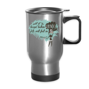 Jive Talkin - Travel Mug