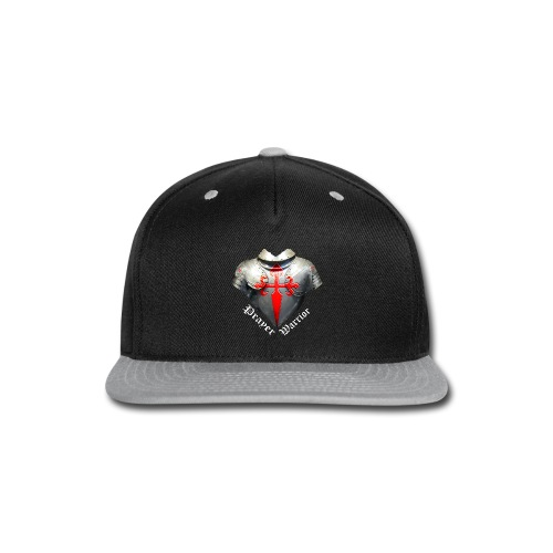 Prayer Warrior - Snap-back Baseball Cap