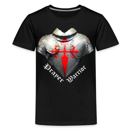 Prayer Warrior - Kids' Premium T-Shirt