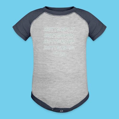 Kid's American Apparel Tee - Contrast Baby Bodysuit
