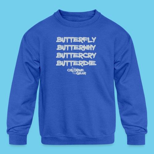 Kid's American Apparel Tee - Kids' Crewneck Sweatshirt