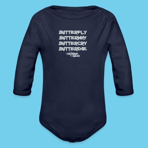 Kid's American Apparel Tee - Organic Long Sleeve Baby Bodysuit